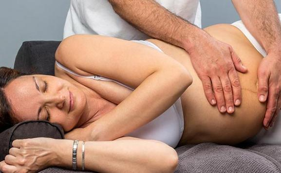 Ostéopathe pour femme enceinte