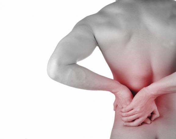 Ostéopathe douleurs dorsales